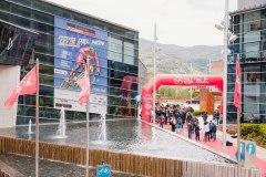 Affiche et Comm' Coupe du Monde VTT Vallnord 2019
