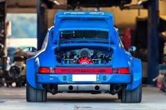 Porsche 911, Garage Caruso & Fils