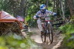 Loic Bruni, Coupe du Monde de VTT, Vallnord 2018