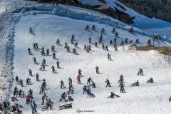 Départ Megavalanche Alpe d'Huez #1