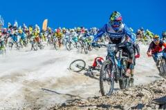 Départ Megavalanche Alpe d'Huez #2